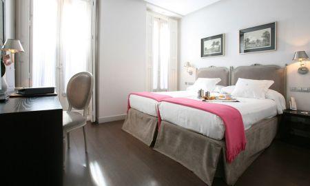 Chambre Double - Hotel Meninas - Madrid