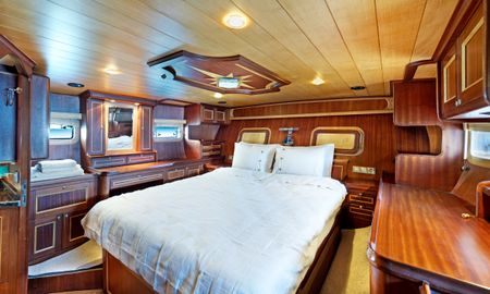 Vip Yacht Tour - Doria Hotel Yacht Club Kaş - Antalya