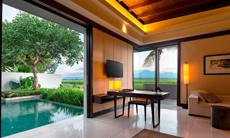 Villa Montaña de Una Habitación con Piscina - Soori Bali - Bali