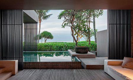 Villa Un Dormitorio Con Piscina Junto a la Playa - Soori Bali - Bali