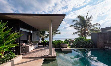 Villa Un Dormitorio Con Piscina Junto al Oceano - Soori Bali - Bali