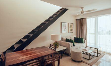 Une chambre avec Jacuzzi et Toit-terasse - Antera Hotel & Residences - Playa Del Carmen