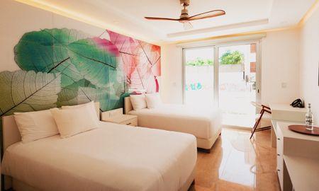 Chambre Queen Luxe - Antera Hotel & Residences - Playa Del Carmen