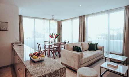 Résidence Familiale Deux Chambres - Antera Hotel & Residences - Playa Del Carmen