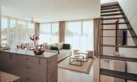 Deux chambres avec Jacuzzi et Toit-terasse - Antera Hotel & Residences - Playa Del Carmen