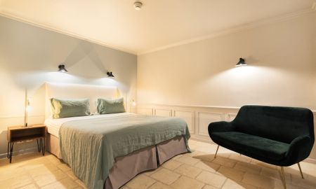 Chambre Deluxe - Monsieur Saintonge - Paris