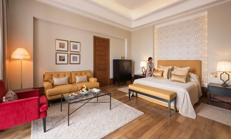 Deluxe Room with Private Terrace - The Oberoi Marrakech - Marrakech