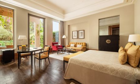Deluxe Villa with Private Pool - The Oberoi Marrakech - Marrakech
