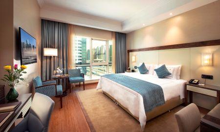 Habitación Deluxe King - Vista Ciudad - Stella Di Mare Dubai Marina Hotel - Dubai