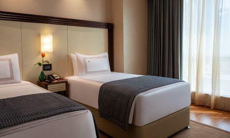 Habitación Twin Deluxe - Vista Ciudad - Stella Di Mare Dubai Marina Hotel - Dubai