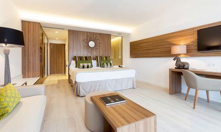 Junior Suite - Poolblick - 2 Erwachsene - Zafiro Palace Alcudia - Balearische Inseln