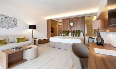 Junior Suite - 2 Erwachsene - Zafiro Palace Alcudia - Balearische Inseln