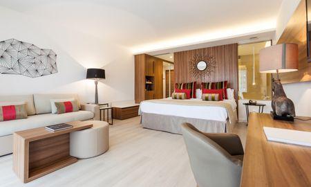 Penthouse Junior Suite - 2 Erwachsene - Zafiro Palace Alcudia - Balearische Inseln
