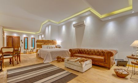 Super Deluxe Double Room - Olympos Lodge - Antalya