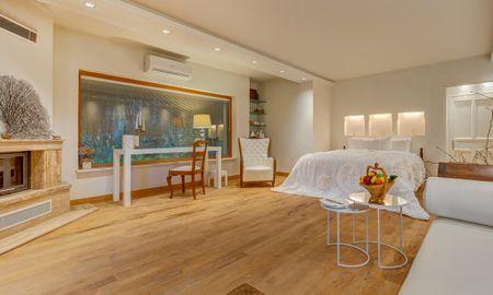 Deluxe Double Room - Olympos Lodge - Antalya