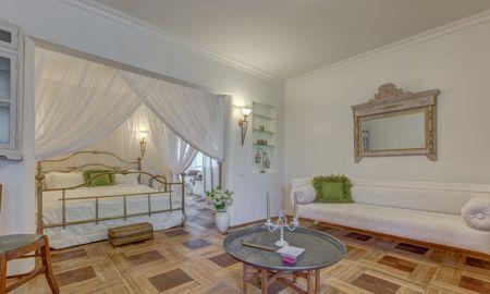 Antique Room - Olympos Lodge - Antalya
