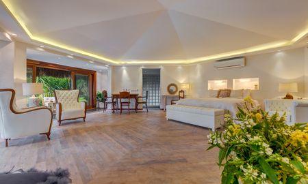 Aqua Super Deluxe Room - Olympos Lodge - Antalya
