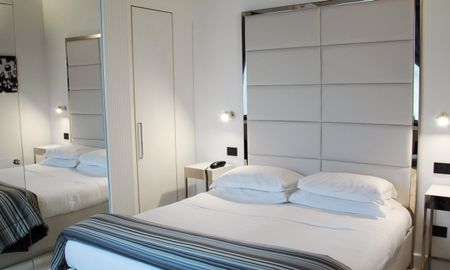 Chambre Classique - Usage Individuel - Hotel River & SPA - Toscane
