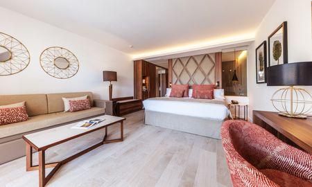 Penthouse Junior Suite - Poolblick - 2 Erwachsene - Zafiro Palace Palmanova - Balearische Inseln