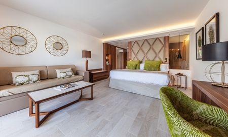 Junior Suite - Poolblick - 2 Erwachsene - Zafiro Palace Palmanova - Balearische Inseln