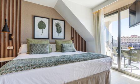 Zafiro Penthouse Suite - 2 Erwachsene - Zafiro Palace Palmanova - Balearische Inseln