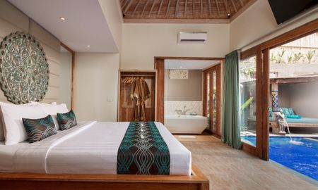 Villa avec Piscine Privée - Mahagiri Resort Nusa Lembongan - Bali