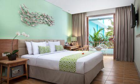 Chambre Vue Jardin - Mahagiri Resort Nusa Lembongan - Bali
