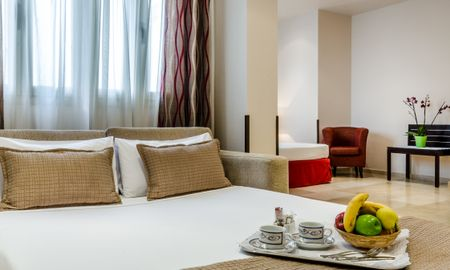 Chambre triple Adultes - Hotel Exe Suites 33 - Madrid