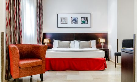 Quarto Familiar - Exe Suites 33 - Madrid