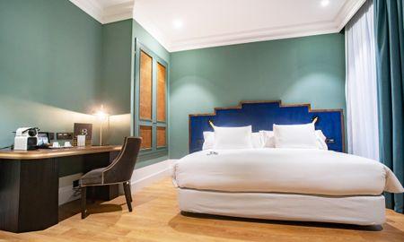 Camera Doppia con Letto Extra - Hotel Soho Boutique Congreso - Madrid