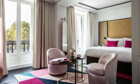 Suite Junior - Fauchon L'Hotel Paris - Paris