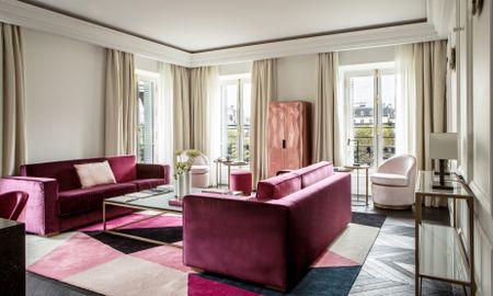 Suite Prestige - Fauchon L'Hotel Paris - Parigi