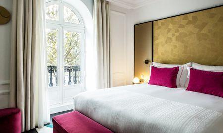 Suite Duplex - Fauchon L'Hotel Paris - Parigi