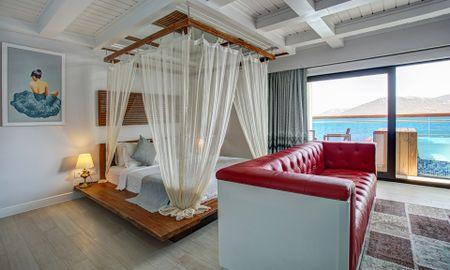 Junior Suite - Meis Exclusive Hotel - Antalya