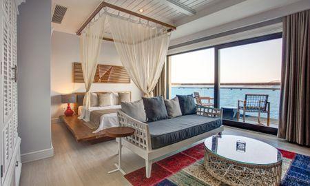 Superior Room - Sea View - Meis Exclusive Hotel - Antalya
