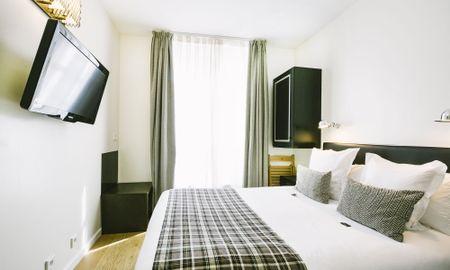Camera Standard - Hotel Pulitzer Paris - Parigi