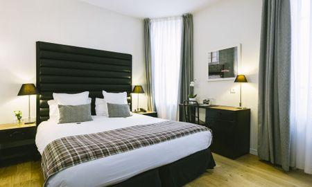 Suite - Hotel Pulitzer Paris - Parigi