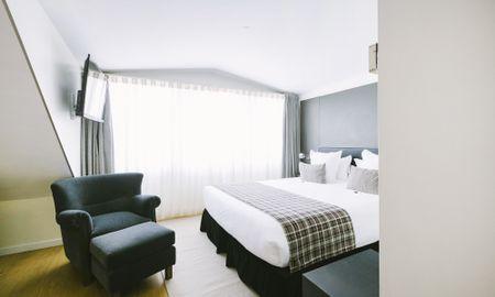 Camera Superior - Hotel Pulitzer Paris - Parigi