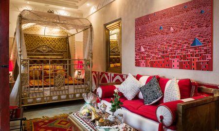 Ikhlas Suite - Riad Hikaya - Marrakesch