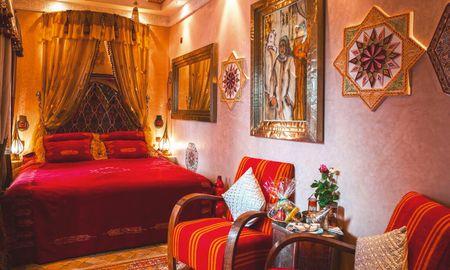 Rahma Doppelzimmer - Riad Hikaya - Marrakesch