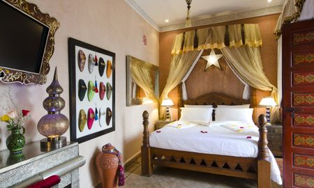 Hanan Doppelzimmer - Riad Hikaya - Marrakesch