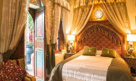 Hubb Doppelzimmer - Riad Hikaya - Marrakesch