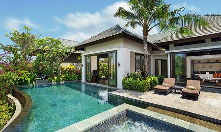 Villa Piscine - Vue Jardin - Banyan Tree Ungasan - Bali