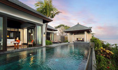 Villa Piscina - Vista Al Mar - Banyan Tree Ungasan - Bali