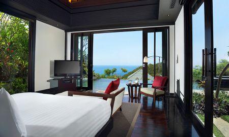 Sanctuary Villa - Vista Al Oceano - Banyan Tree Ungasan - Bali