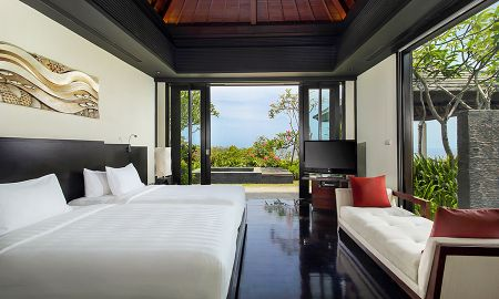 Sanctuary Villa - Gartenblick - Banyan Tree Ungasan - Bali