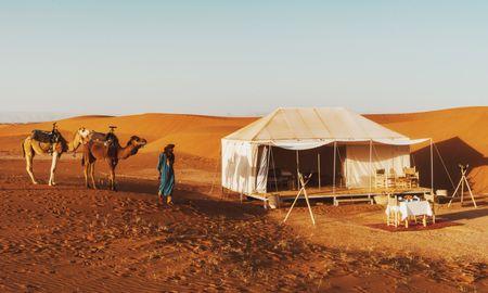 Saida Suite Tent - Umnya Dune Camp - Gran Sur