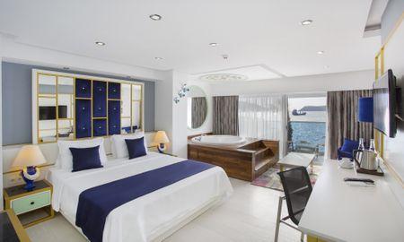 Honeymoon Suite - Sea View Hotel - Antalya