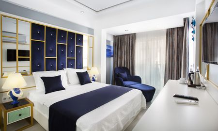 Double Room - Mountain View - Sea View Hotel - Antalya