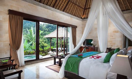 Villa Royale Spa - Royal Pita Maha - Bali
